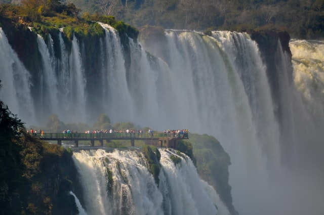 waterfall river kwai